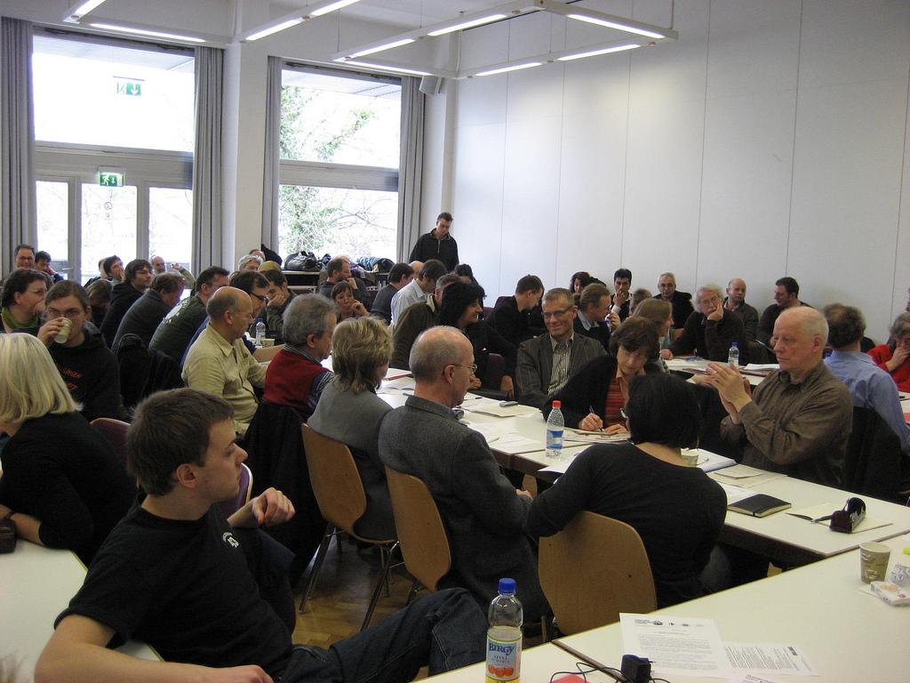 3. Bundestreffen der AG FIP in FFM